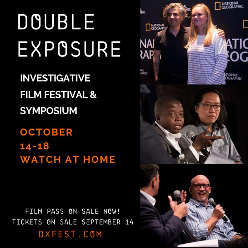 Double Exposure Investigative Festival