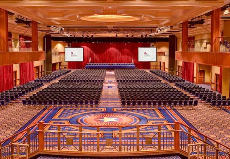 Marriott Wardman Park Ballroom - Large Hotel Ballroom in Washington, DC