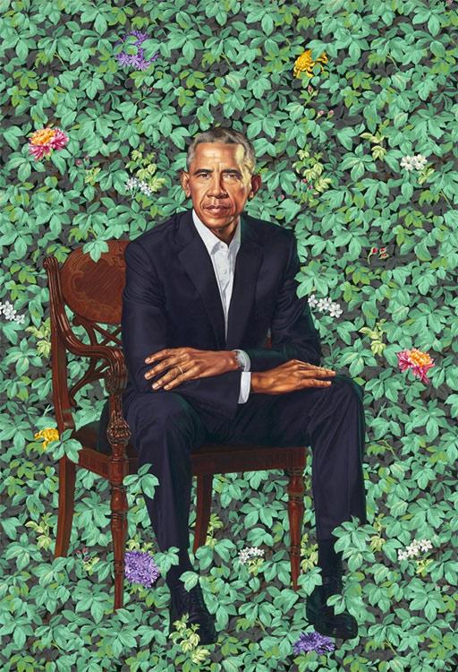 National Portrait Gallery - America's Presidents Exhibit - Presidential Portraits - Washington, DC