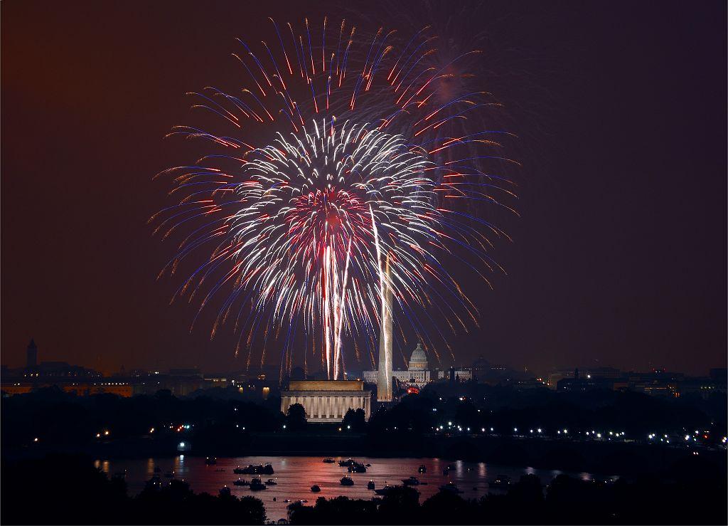 20 Ways To Celebrate Independence Day In Washington Dc