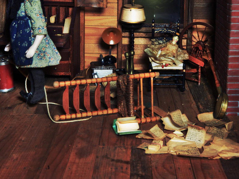 'Murder Is Her Hobby: Frances Glessner Lee and The Nutshell Studies of Unexplained Death' - Free Museum Exhibit at the Smithsonian Renwick Gallery in Washington, DC
