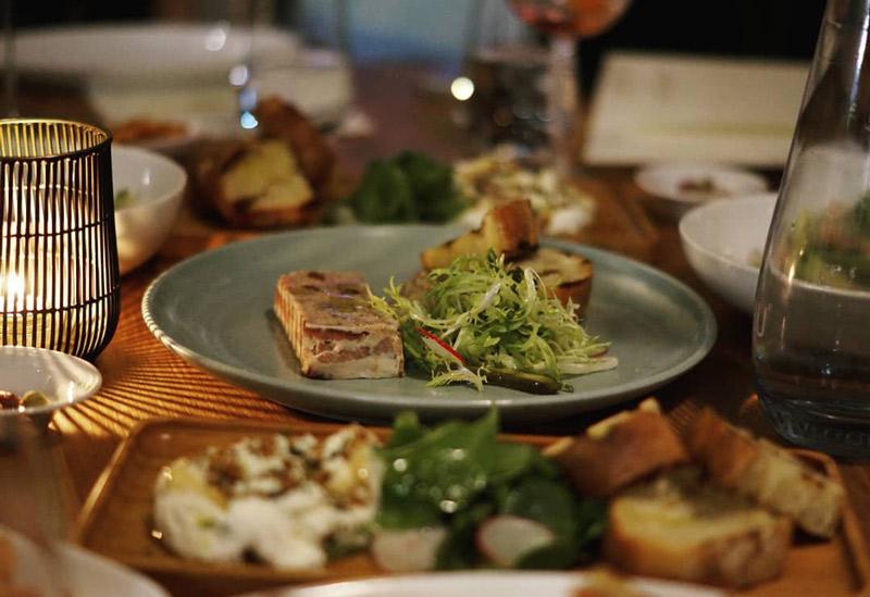 @_travisjmitchell - Chloe Restaurant from Haidar Karoum - Best places to eat in Washington, DC