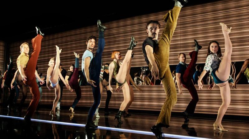 """""""A Chorus Line"""" at Signature Theatre"""