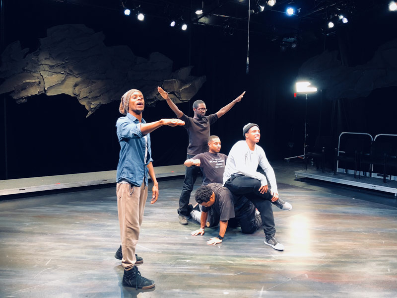 Performers at Anacostia Playhouse - Performing arts and theater in Washington, DC