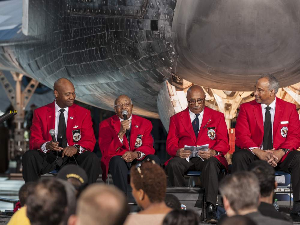 'African American Pioneers in Aviation and Space' Black History Month Event - Steven F. Udvar-Hazy Center in Virginia