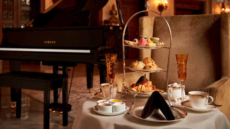 Afternoon Tea - The St. Regis - Washington, DC