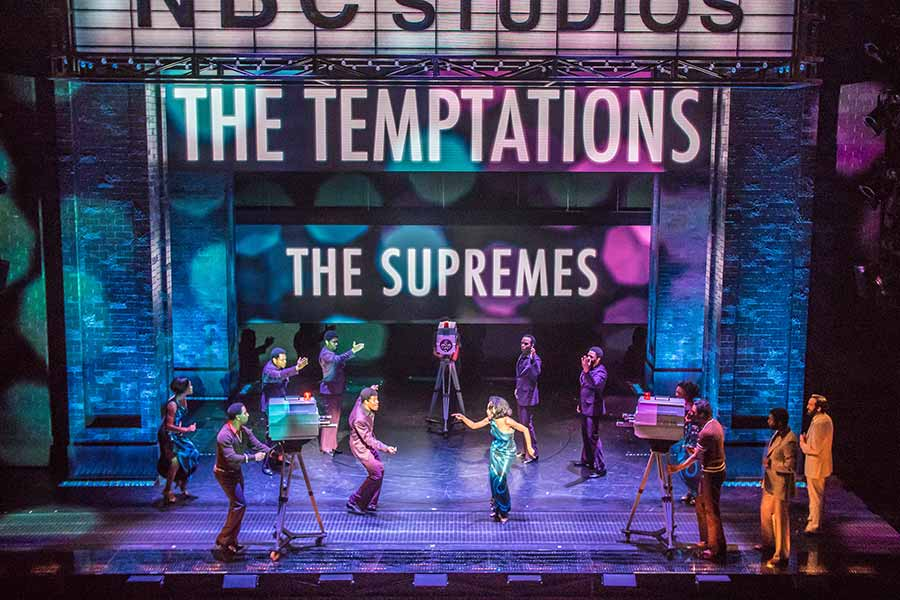 'Ain't Too Proud – The Life and Times of The Temptations' at the Kennedy Center - Summer theater in Washington, DC
