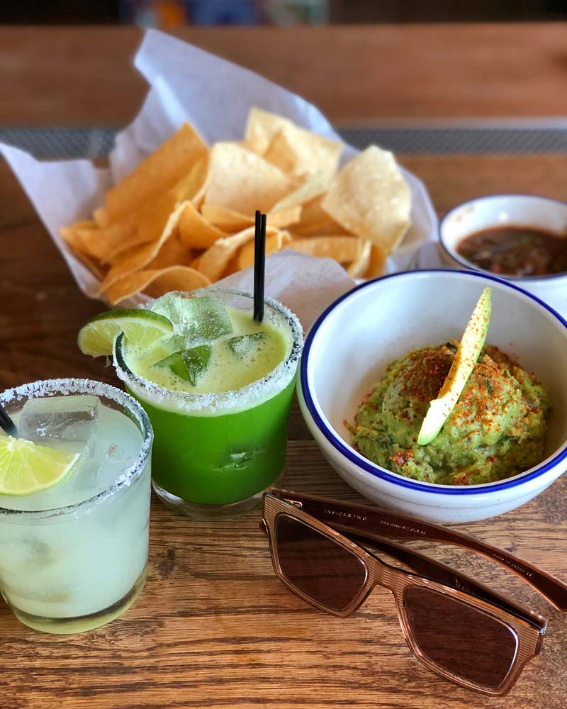 @aj_dc - Mexican food at La Puerta Verde in Ivy City - The best things to do in DC's Ivy City neighborhood