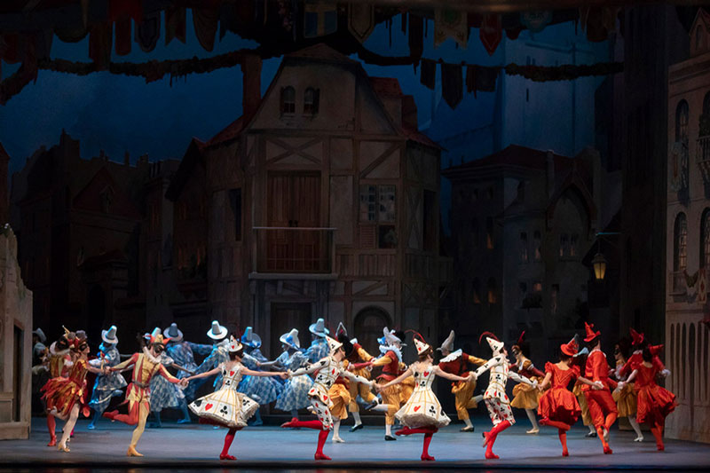 American Ballet Theatre: Harlequinade at the Kennedy Center - Performing arts this January in Washington, DC