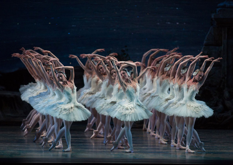 Kevin McKenzie's Swan Lake - John F. Kennedy Center for the Performing Arts - Washington, DC