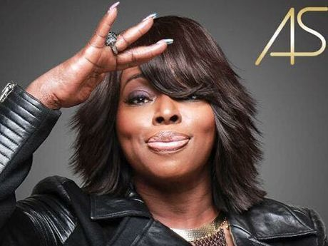 Angie Stone at City Winery on July 7, 2019