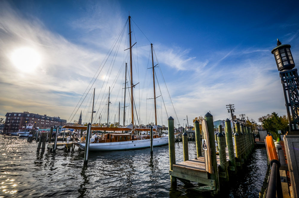 Annapolis Maryland Waterfront
