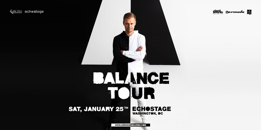 Armin Van Buuren at Echostage in Washington, DC