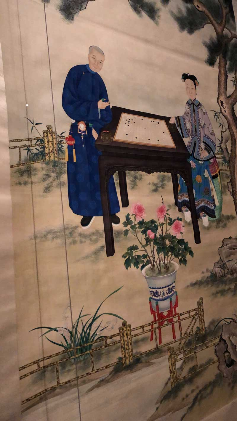 Empresses of China's Forbidden City, 1644-1912 – Free museum exhibit at  the Freer and Sackler galleries on the National Mall in DC