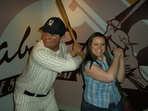 Babe Ruth at Madame Tussauds - Ways to Engage with Baseball in Washington, DC