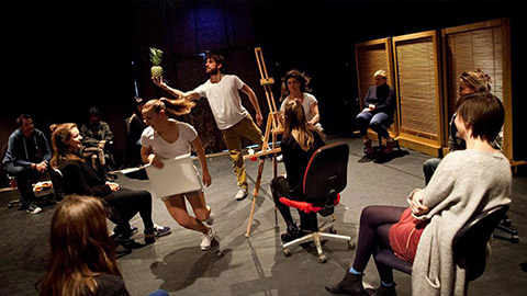Balancing Bodies at the Kennedy Center - Performing arts this fall in DC