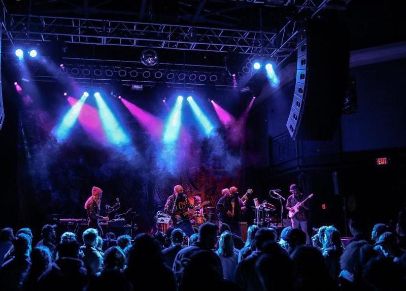 @bandoftomorrow - Concert at the historic 9:30 Club - Concert venues in Washington, DC -