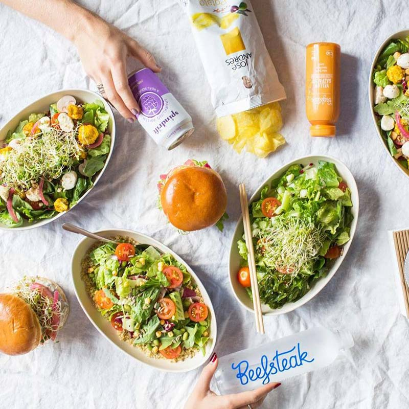 Beefsteak by José Andrés - Fast-casual vegetarian restaurants in Washington, DC