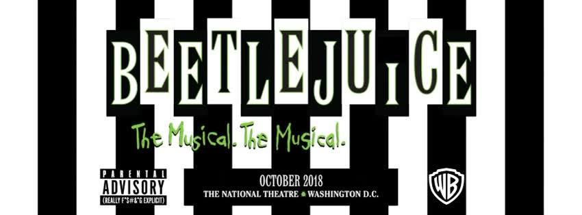Beetlejuice The Musical at National Theatre - Fall performing arts in Washington, DC