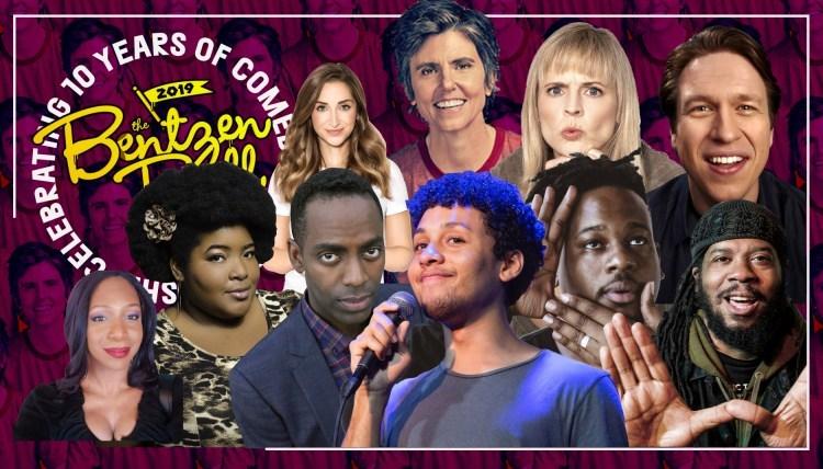 The Bentzen Ball Comedy Festival - Fall comedy shows in Washington, DC