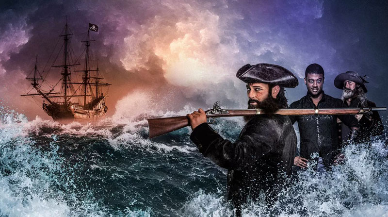 Blackbeard at Signature Theatre Company - Theater and performing arts in and around Washington, DC