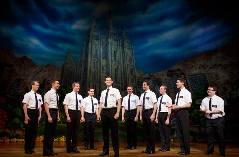Book of Mormon at the John F. Kennedy Center for the Performing Arts - Theater in Washington, DC