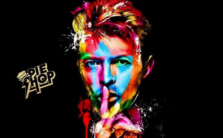 A David Bowie Valentine at Pie Shop DC