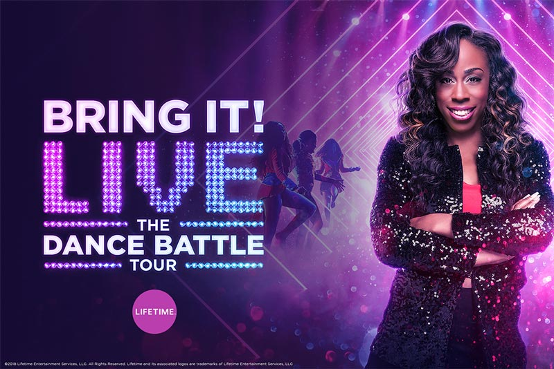 Bring It Live at Warner Theatre on July 10, 2019