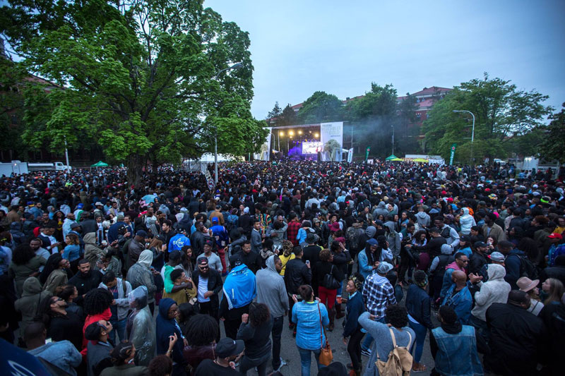 Broccoli City Festival - Music Festival in Washington, DC