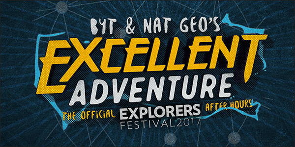 Brightest Young Things & National Geographic's Excellent Adventure – Explorers Festival After Hours! – Events in Washington, DC