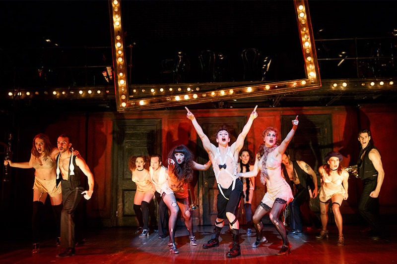 Cabaret at the Kennedy Center for the Performing Arts - Theater in Washington, DC