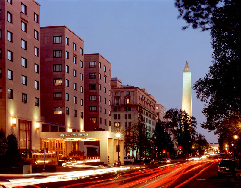 The Capital Hilton - Hilton Hotels in Washington, DC