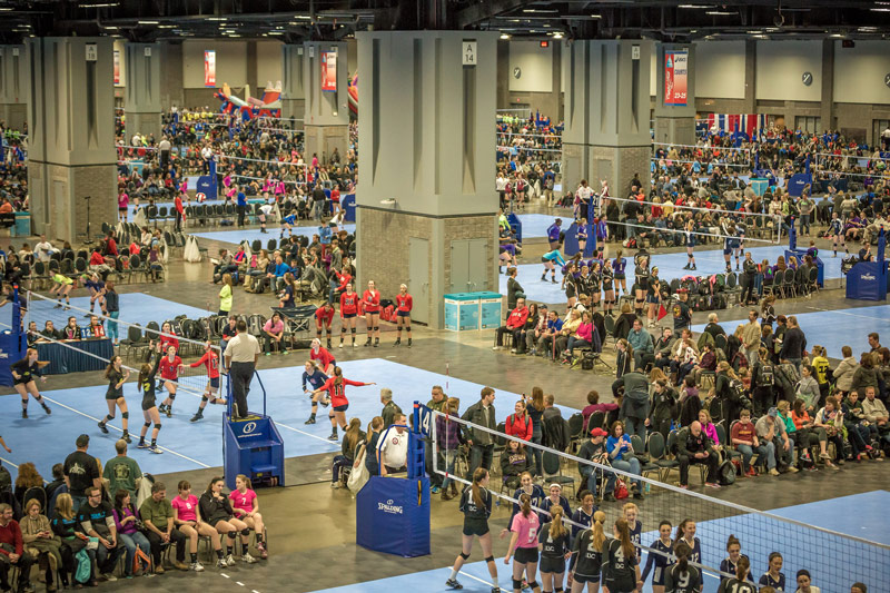 Capitol Hill Volleyball Classic - Events in Washington, DC