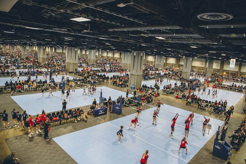 Capitol Hill Volleyball Classic | Things to Do in Washington, DC in February