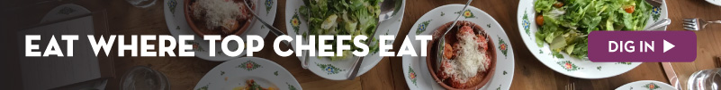 Chefs Dish DC - Eat where top chefs eat in Washington, DC