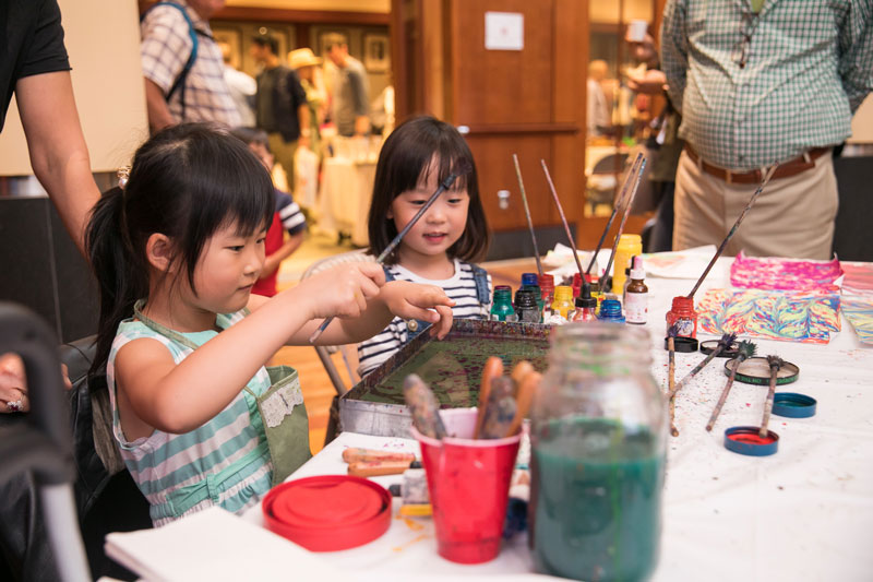 Kid-friendly activities during Around The World Embassy Tours - Free things to do this spring in Washington, DC