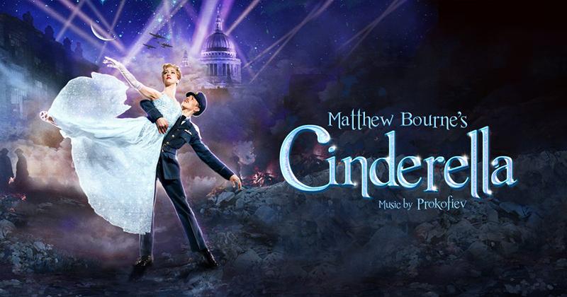 Kennedy Center - Cinderella