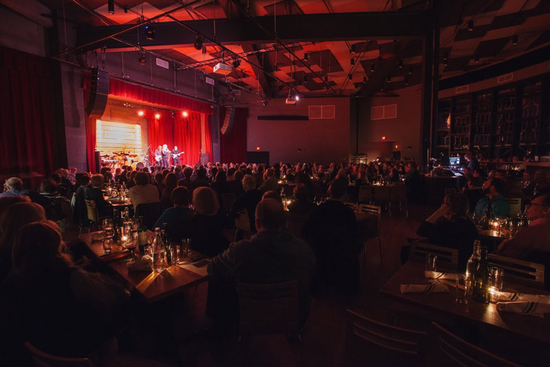 Concert at City Winery - Winery, restaurant and concert venue in Ivy City Washington, DC