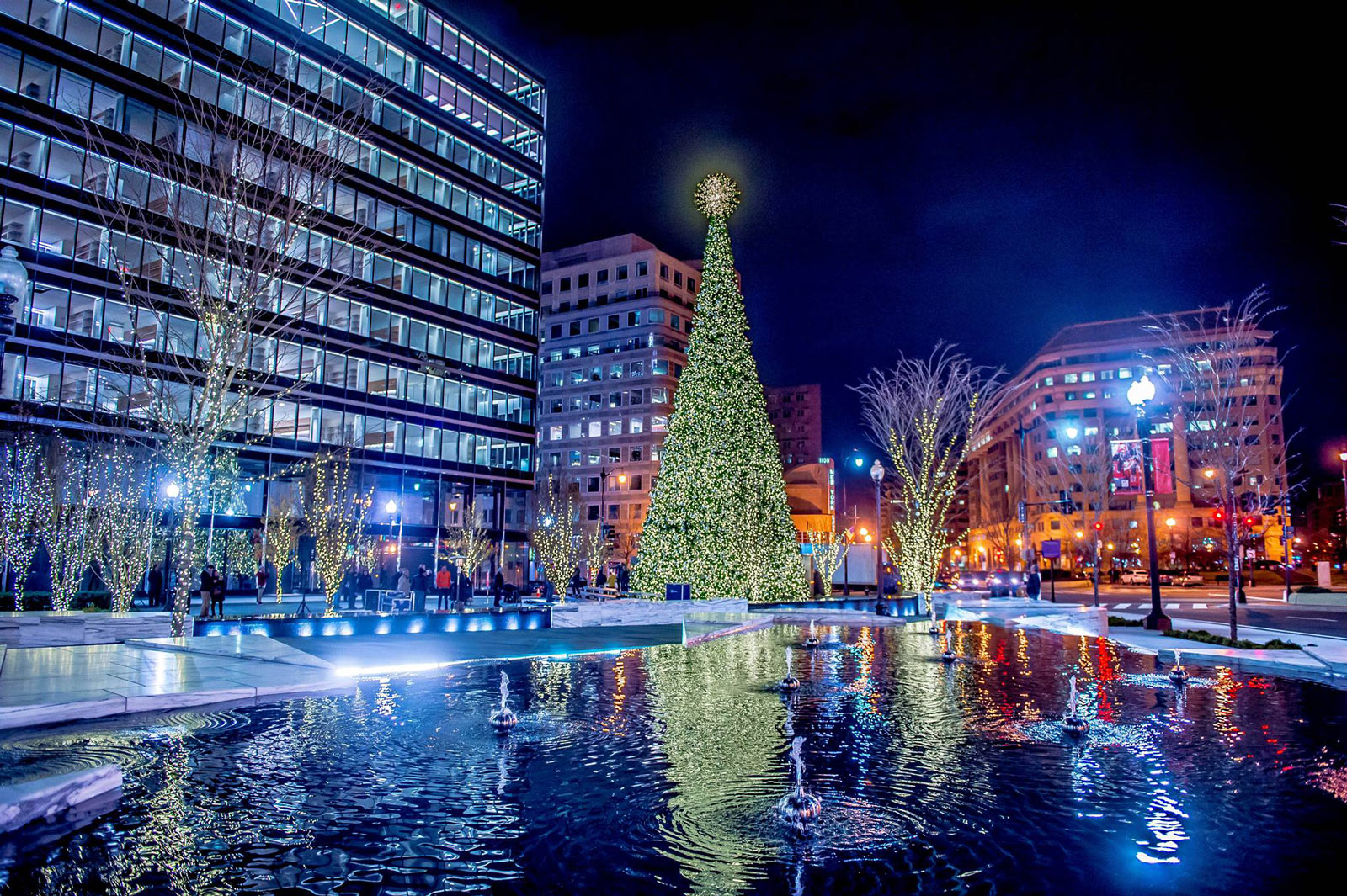 Dr Who Christmas Tree