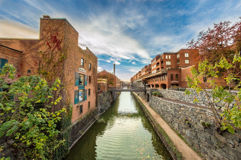 C&O Canal - Georgetown - Washington, DC