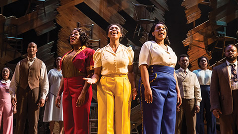 'The Color Purple' at the Kennedy Center - Tony Award-winning theater in Washington, DC