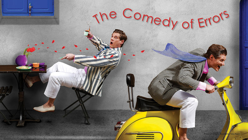 'The Comedy of Errors' at Shakespeare Theatre Company - Performing arts this fall in Washington, DC