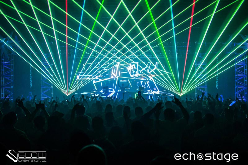 Echostage - Live Music Venues in Washington, DC