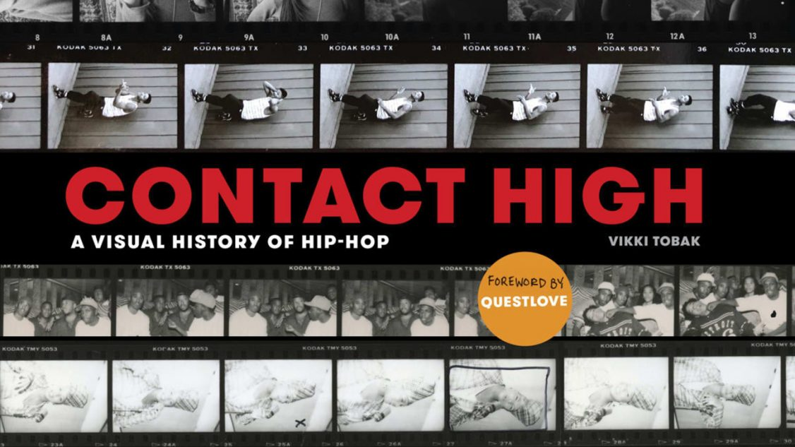 Contact High book cover - Book signing at The LINE DC in Adams Morgan