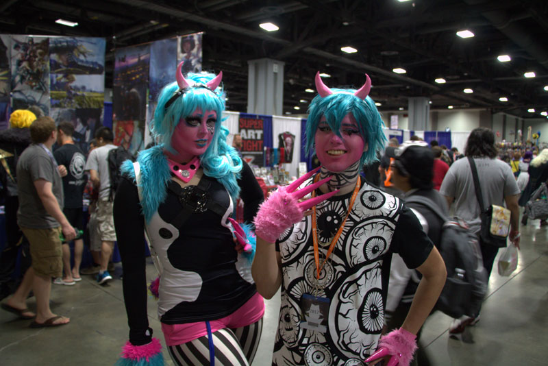 Cool Cosplay, Art Displays and Other Reasons to Attend Otakon in Washington, DC
