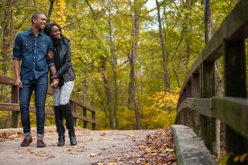Couple Exploring Rock Creek Park - Parks in Washington, DC
