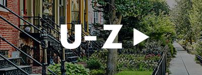 Anchor Link Restaurants U-Z