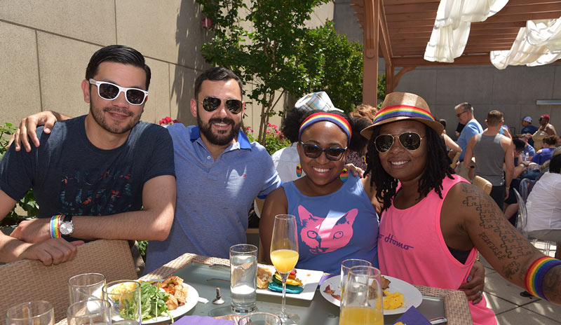"""Crack of Noon"" Capital Pride Brunch - Capital Pride Events in Washington, DC"