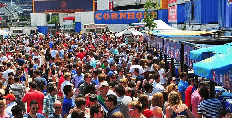 All American Beer Festival at Navy Yard - Things to do this August in Washington, DC