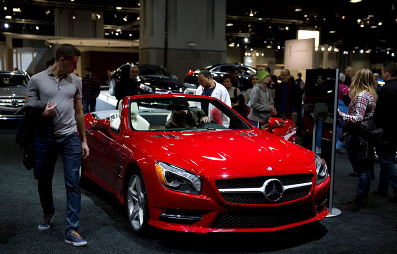 Washington Auto Show - Things to Do in Washington, DC